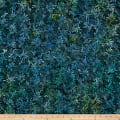 Swirl Splash Batik Blue/Green