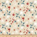 Wilmington Land of Liberty Stars Tan