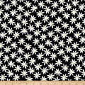 Kanvas Lemon Twist Daisy Dot Black/White