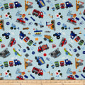 STOF France Infants Garage Bleu