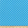 Timeless Treasures Polka Dot Cerulean