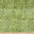 Fresh Batiks Botanica 4 Light Mint