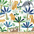 Jungle Fever Jungle Animals White