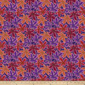 Kaffe Fassett Collective Lacy Leaf Red
