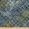 Bali Dots Great Batiks Navy