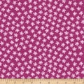 Contempo Front Porch Mini Floral Fuchsia