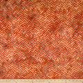 Anthology Batik Chevron Spice