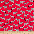 Little Explorers Small Zebras Red