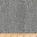 Stof Fabrics Denmark Boho Dots Light Grey