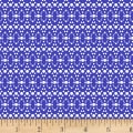 Stof Fabrics Denmark Dot Mania Medium Blue