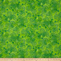 "Avalon 108"" Wideback Decorative Filigree Lime"
