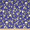 Spellbound Skulls Purple