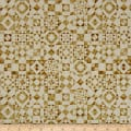 QT Fabrics   Seamless Quilt Blocks Cream