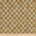 Tranquility Scroll Trellis Tan