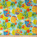 Swavelle/Mill Creek Indoor/Outdoor Hala Kahiki Tropic Blue