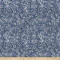Premier Prints Diego Slub Canvas Space Blue