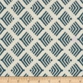 Richloom Citizen Jacquard Teal
