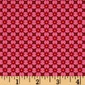 Paisley Wonder Graphic Floral Red