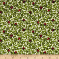 Forest Babies Lady Bugs & Vines Cream/Multi