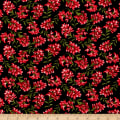 A Wildflower Meadow Indian Paintbrush Black/Red