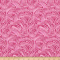 Cat-I-tude Beaded Swirls Tonal Pink
