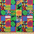 Marvel Avengers Unite Hero Blocks Multi