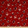 Penny Rose American Heritage American Floral Red