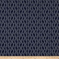 Sunbrella Adaptation Performance Jacquard Indigo