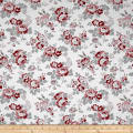 Penny Rose Rustic Romance Rustic Main Light Gray