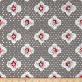 Penny Rose Rustic Romance Rustic Cameo Gray