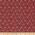 Penny Rose Rustic Romance Rustic Dot Red