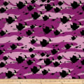 Riley Blake Haunted House Haunted Witch Purple