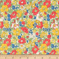 Liberty Fabrics The Cottage Garden Cosmos Meadow Multi