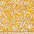 Liberty Fabrics The English Garden Emily Silhouette X Yellow
