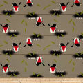 Birch Organic Charley Harper Bird Architects Rose Breasted Grosbeak