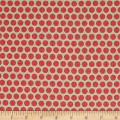 Birch Organic Mod Basics Dottie Color Coral