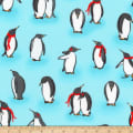 Kaufman Animal Kinddom Penguins Ice