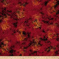 Blossom Batiks Valley Sunny Flower Golden Poppy