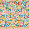 Cotton + Steel Rifle Paper Co. English Garden Meadow Cream