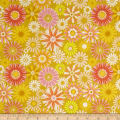 Cotton + Steel Freshly Picked Garden Yellow