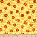 Too Cute To Spook Mini Pumpkins Yellow