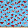 Anchor'S Away Mini Crabs Blue