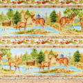 Wilmington Deer Meadow Repeating Stripe Multi