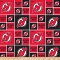 NHL Broadcloth New Jersey Devils