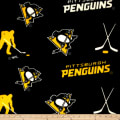 NHL Fleece Pittsburgh Penguins Tossed
