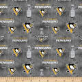 NHL Broadcloth Pittsburgh Penguins National Championship