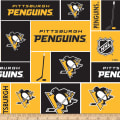 NHL Broadcloth Pittsburgh Penguins