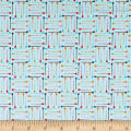 One Stitch At A Time Sewing Pins Blue