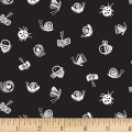 Dear Stella Harvest Moon Bugs Black