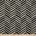 Bella Dura Exclusive Indoor/Outdoor Breakers Isle Chenille Jacquard Onyx